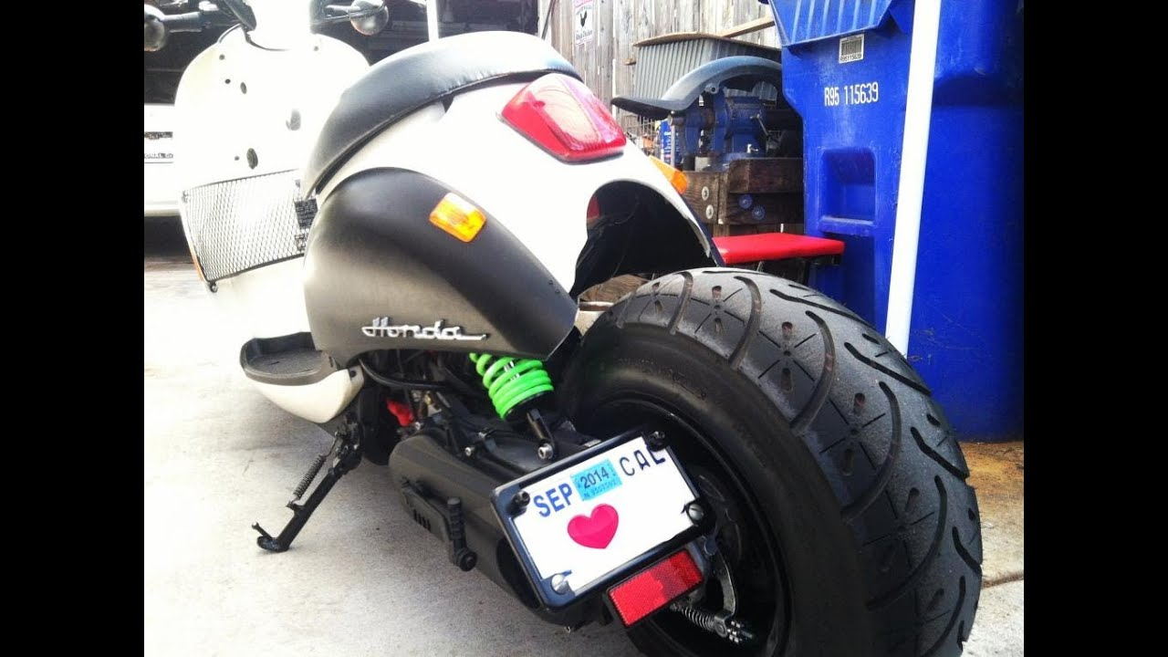 Moped tires 14