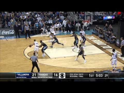 2016 NCAA Tournament Highlights: Villanova's Josh Hart