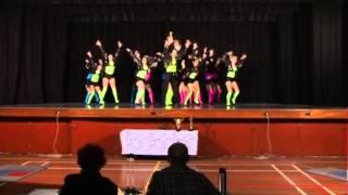 14/U Jazz dance- Don