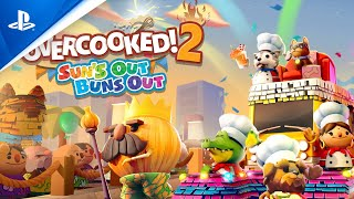 Overcooked! 2 | Sun's Out Buns Out | PS4