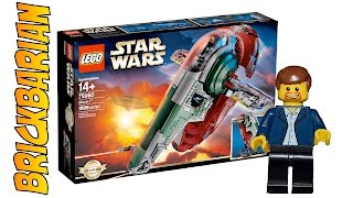 Lego Investing UCS Slave 1 Set 75060