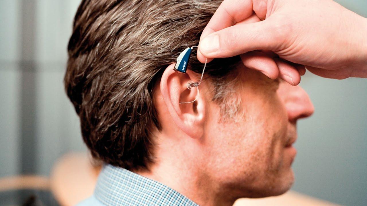 фото слуховые аппараты