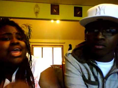 "Dynamik Duo singing ""Hypothetically"" by Lyfe Jennings feat. Fantasia"