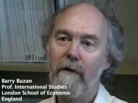 Barry Buzan - 1/5 - Security Concept