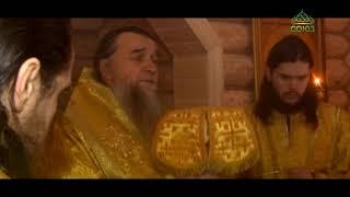 В д.Вахромеево на месте дома, в котором родился и жил преподобный Серафим Вырицкий построен храм