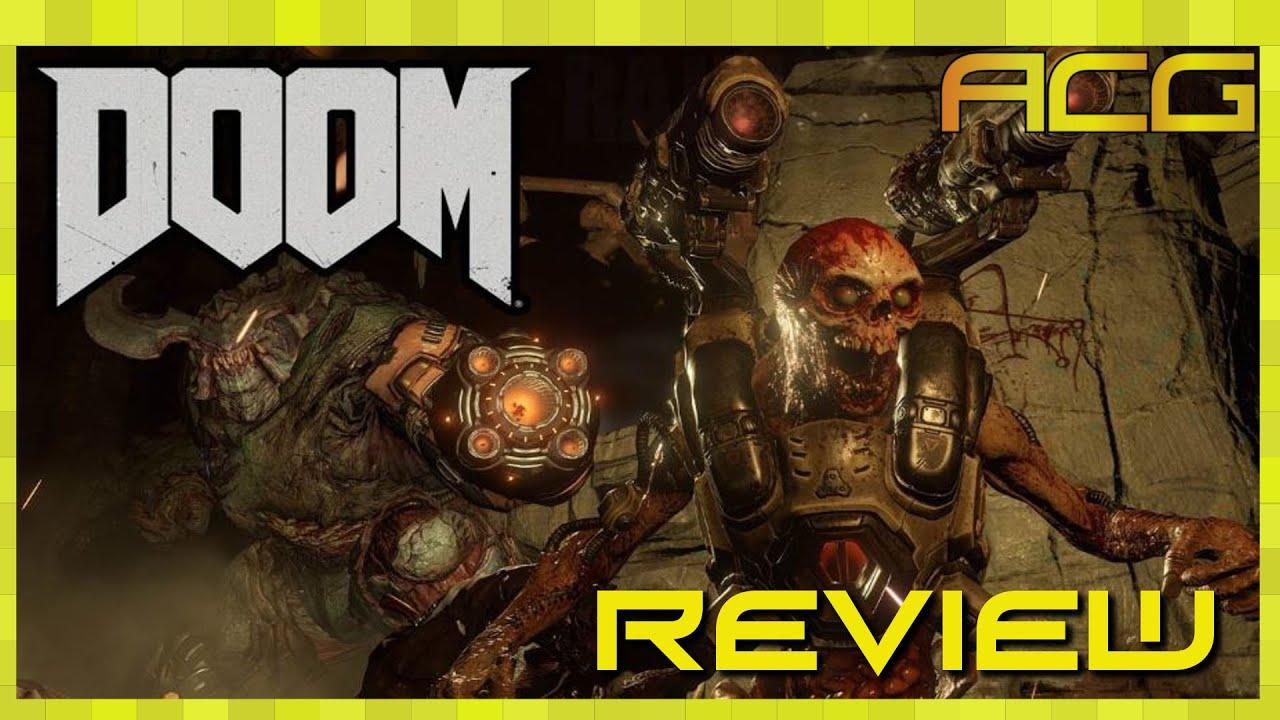Doom (2016) Review