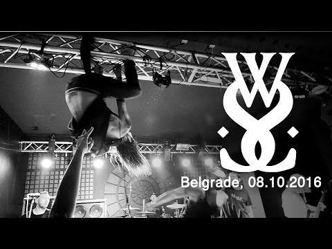 WHILE SHE SLEEPS - Live in Belgrade / Serbia, 06.11.2016