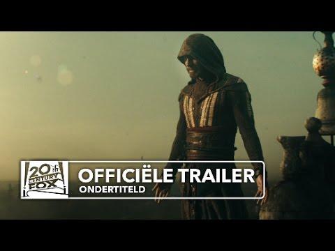 ASSASSIN'S CREED | Officiële Trailer 2 | NL ondertiteld | 5 januari 2017 in de bioscoop