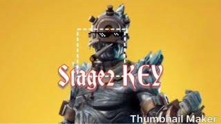 prisoner skin 1st key FORTNITE