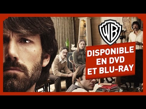 ARGO - Disponible en DVD & Blu-Ray - Ben Affleck / Bryan Cranston / John Goodman