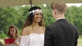 OUR WEDDING VIDEO (DUTCH WEDDING)