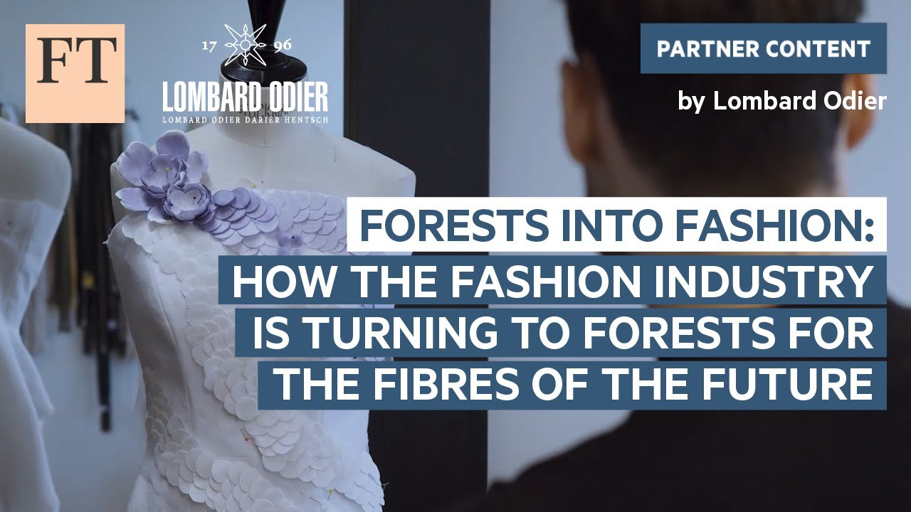 How the fashion industry is turning to forests for the fibres of the future | Rethink Sustainability