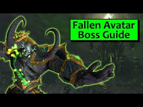 Fallen Avatar Heroic / Normal ToS Boss Guide