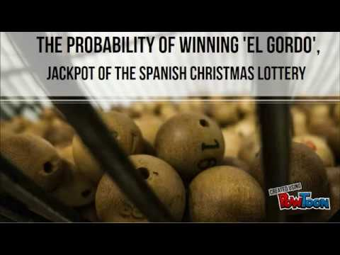 El Gordo' and its $2 4 billion jackpot draw crowds to