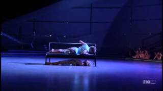 SYTYCD Travis & Heidi - Bench