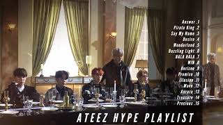 ATEEZ (에이티즈) Hype Playlist