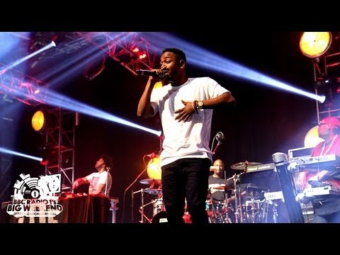 Kendrick Lamar - Swimming Pools (Drank) at Radio 1's Big Weekend 2013