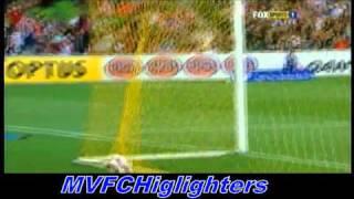 (HD)Melbourne Victory v Melbourne Heart 3-1  11-12-2010 All Goals and Highlights  Melbourne Derby