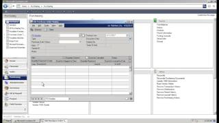 Dynamics GP 2013 New Features - Tolerance Handling