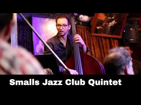 Smalls Jazz Club Quintet: Along Came Betty