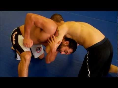 Genesis Jiu Jitsu Fort Worth Tech #26 Feat. Johny Hendricks