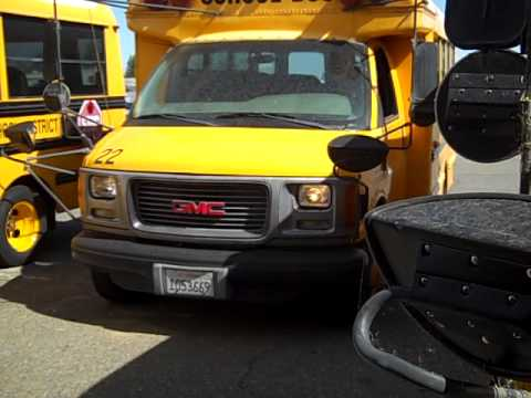 govdeals 2001 gmc savana g3500 18 passenger bus youtube youtube