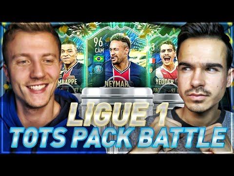 FIFA 21 : GARANTIERTES LIGUE 1 TOTS PACK BATTLE MIT BABA NATIONEN !! 😂🔥