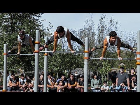 Street Workout Challenge 2017 (Street Workout Armenia)