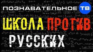 Школа ПРОТИВ русских Познавательное ТВ Илья Михнюк