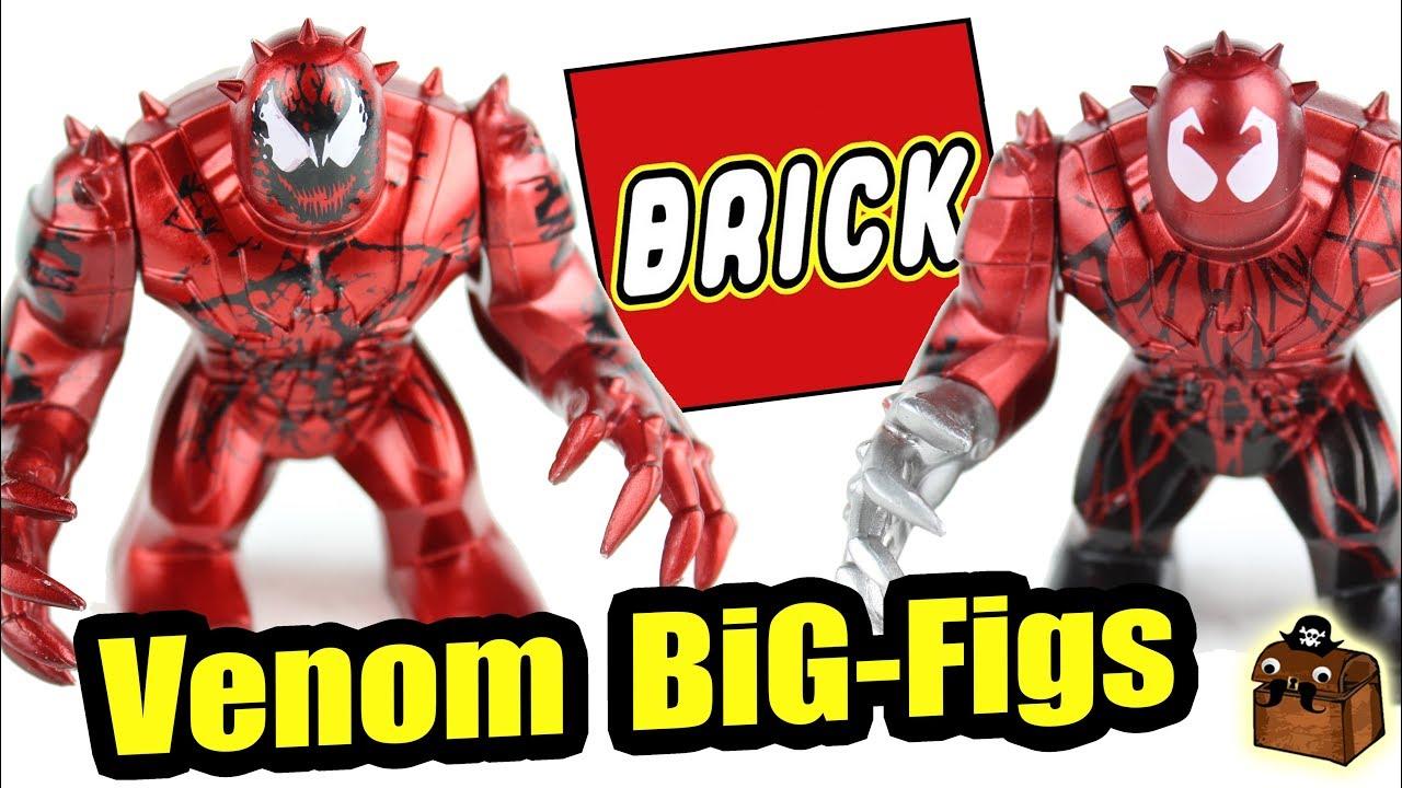 Venom Movie LEGO Custo...