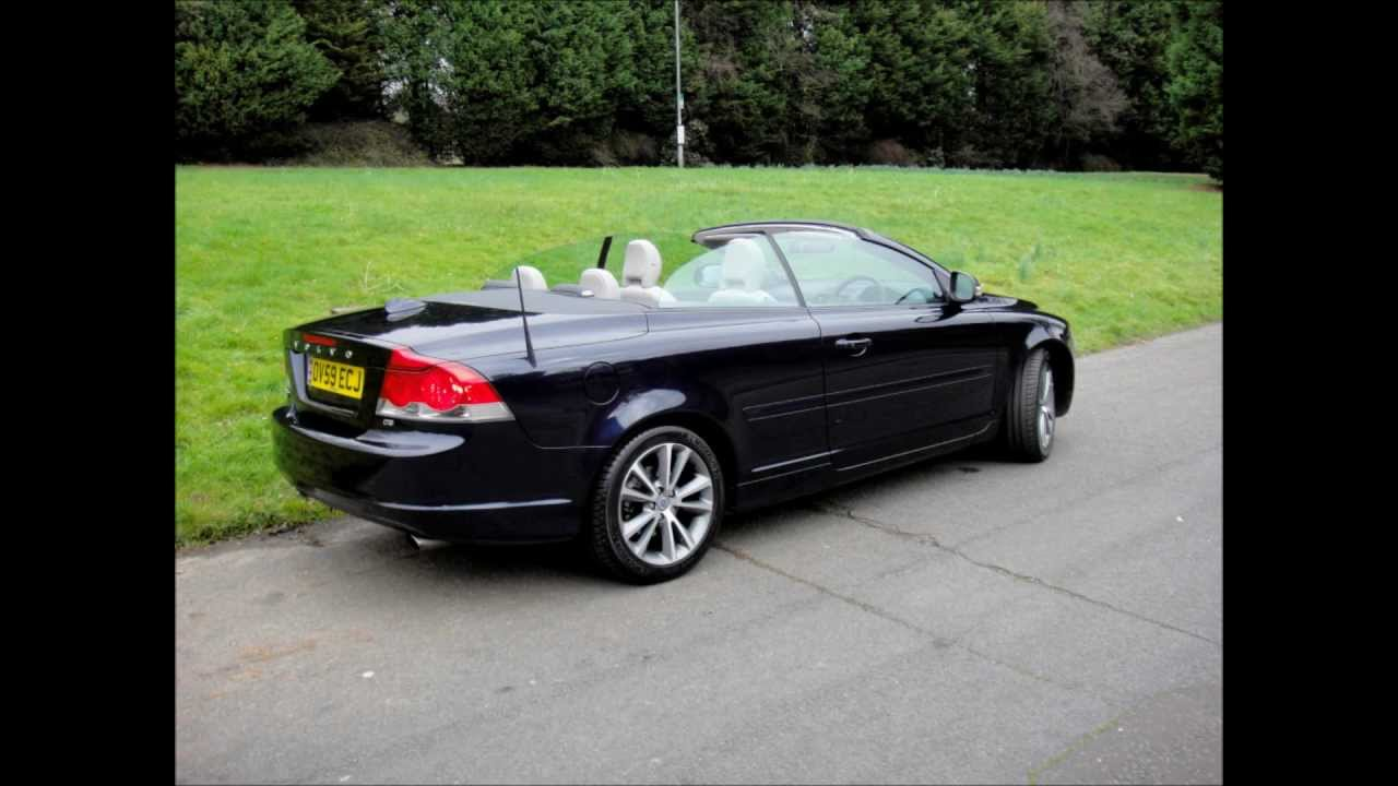 volvo c70 180bhp d5 se geartronic satnav ov59ecj youtube. Black Bedroom Furniture Sets. Home Design Ideas