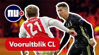 'Ronaldo weet hoe je Ajax pijn moet doen' Juventus - Ajax kwartfinale Champions League