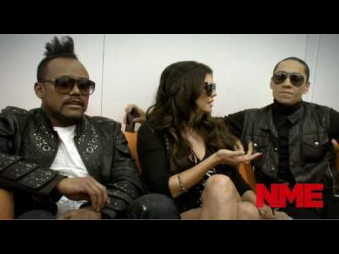 T in the Park 2010 - Black Eyed Peas Interview