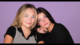 Get Ready With Me and Maddie Ziegler | Charli D