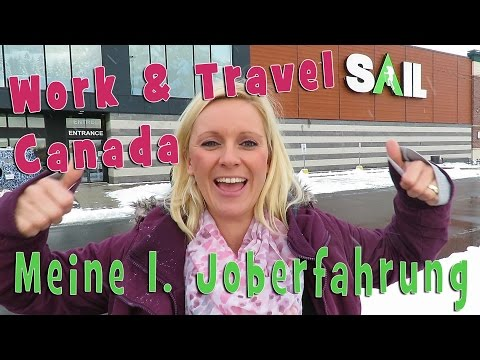 WORK & TRAVEL CANADA | Sonja´s 1. Job-Erfahrung in Ottawa