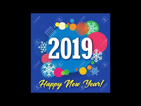 Happy New Year 2019 Wishes Greeting Wallpaper SMS