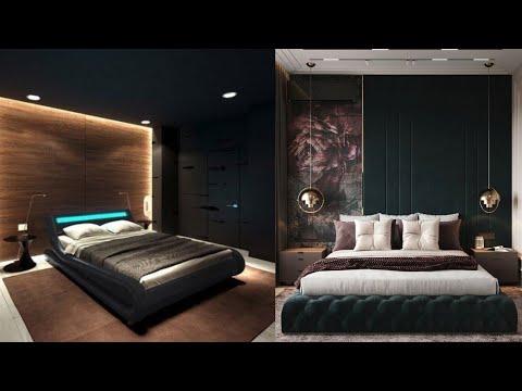 Latest Mens Bedroom Design Essential Modern Black Room Design Latest Bedroom Design Ideas 2020 Youtube