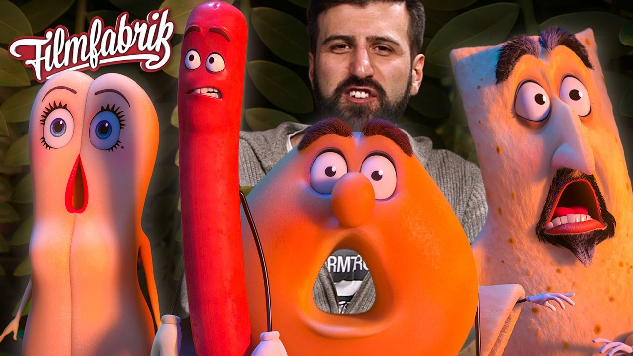 sausage party kinostart