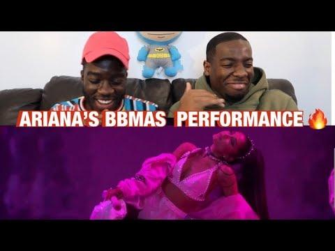 ARIANA GRANDE BBMAS 2019 LIVE PERFORMANCE REACTION