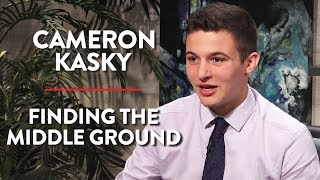Parkland Shooting Survivor is Finding the Middle Ground (Cameron Kasky Pt. 2)