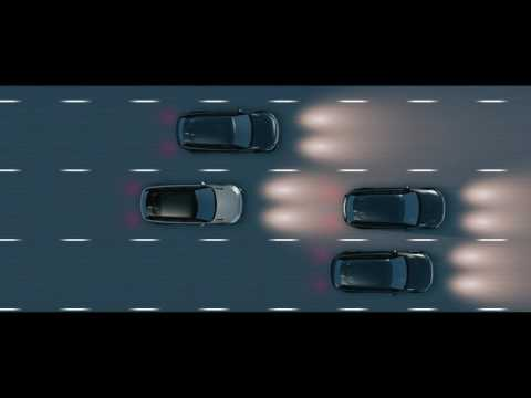 The New Range Rover Velar - Safety Driver Assistance