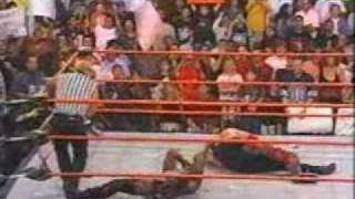 WCW Kevin Nash Vs Booker T Fall Brawl 2000 Promo