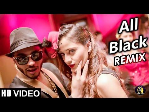 All Black (Remix) Dj DiVit & Parsh | Sukhe Raftaar |  VDJ Mosharef HD