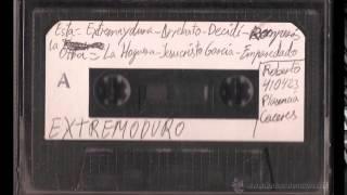 Extremoduro - Rock transgresivo [Maqueta 1989] (Completo)