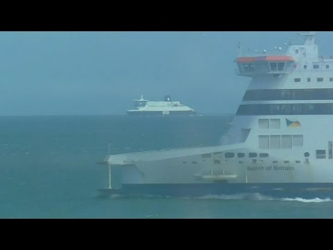 P&O Ferries - Pride of Kent Dover to Calais