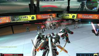 Exteel last stand gameplay