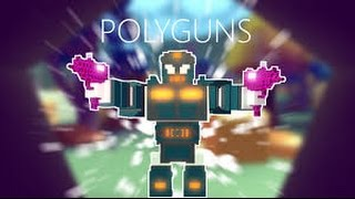 ROBLOX POLYGUNS | Road to 200 SUBS