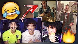 ردة فعلنا على أغاني اليوتيوبرز