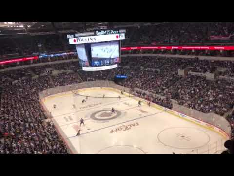 Winnipeg jets vs edmonton oilers 9/20/2017