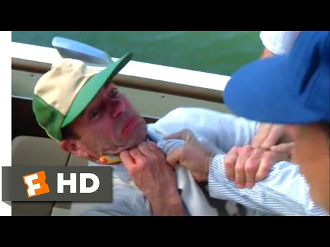 Funny Farm (1988) - Fishing Fiasco Scene (2/7) | Movieclips